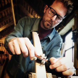 Charles Ash furniture maker Oxfordshire