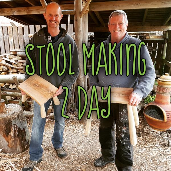 stool making workshop oxfordshire greenwood